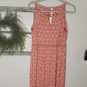 New York & co. Maxi dress.
